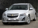 Images of Chevrolet Cruze ZA-spec (J300) 2012