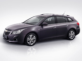 Images of Chevrolet Cruze Station Wagon (J300) 2012
