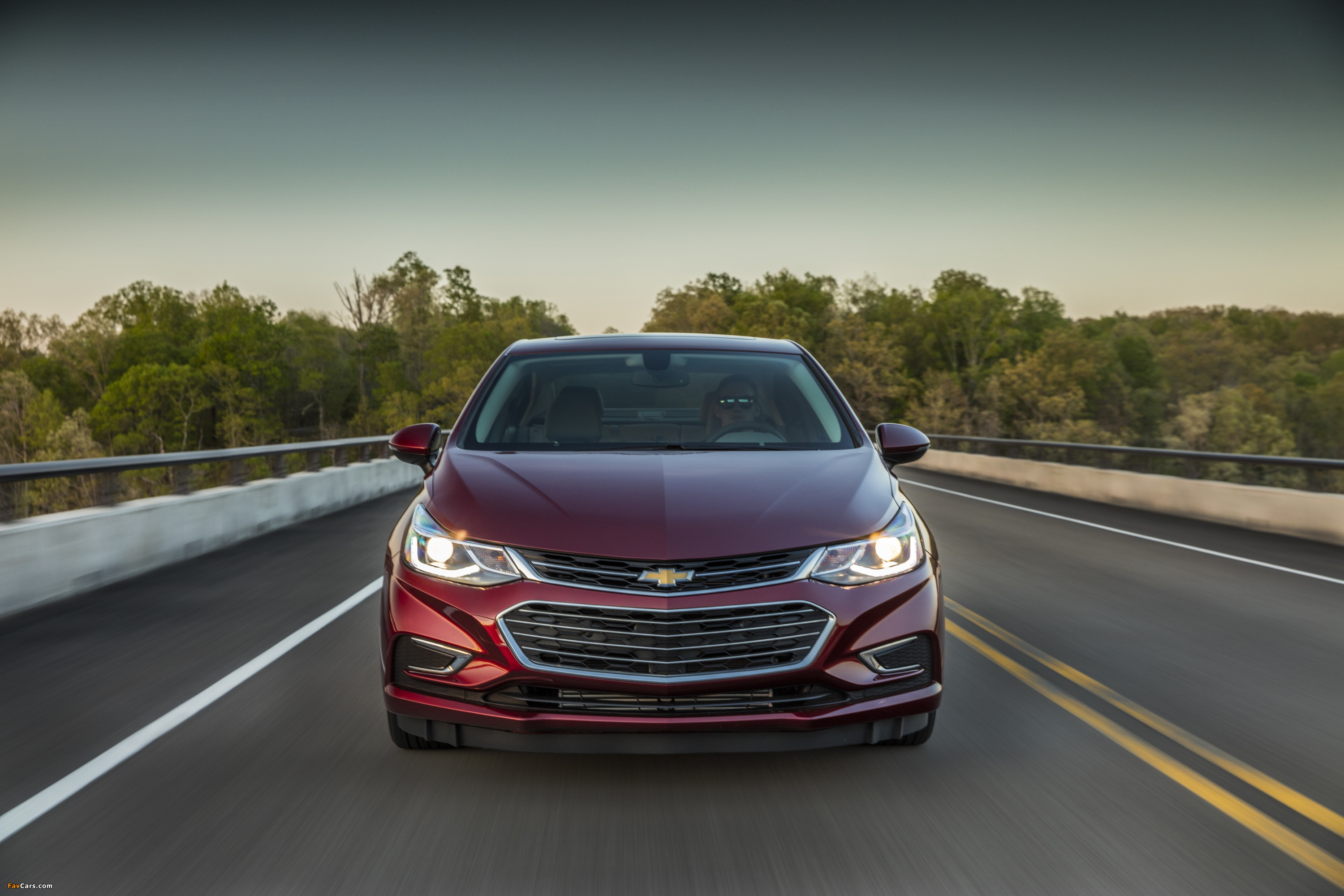 Images of Chevrolet Cruze Premier North America 2016 (3000 x 2000)