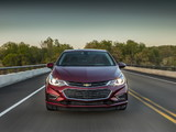 Images of Chevrolet Cruze Premier North America 2016