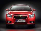 Photos of Chevrolet Cruze (J300) 2009–12