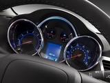Photos of Chevrolet Cruze RS (J300) 2010