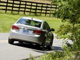 Photos of Chevrolet Cruze US-spec (J300) 2010