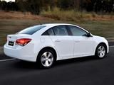 Photos of Chevrolet Cruze BR-spec (J300) 2011