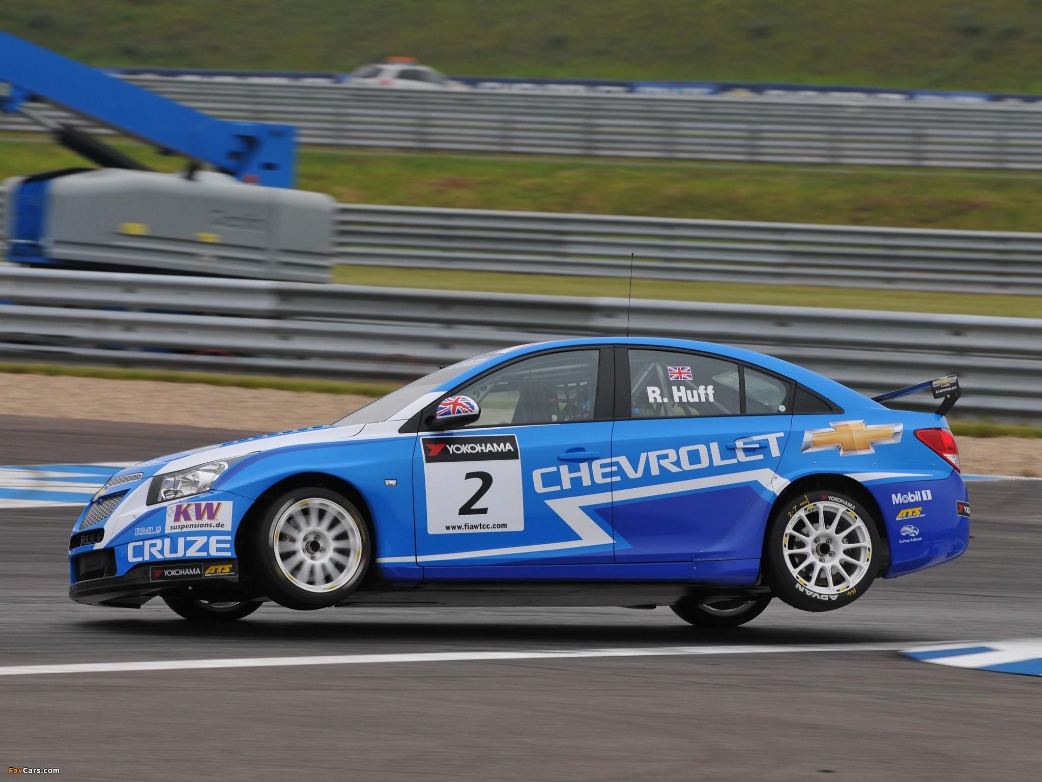 Photos of Chevrolet Cruze WTCC (J300) 2011 (2048 x 1536)