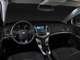 Photos of Chevrolet Cruze Sport6 (J300) 2012