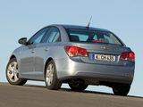 Pictures of Chevrolet Cruze (J300) 2009–12