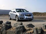 Pictures of Chevrolet Cruze UK-spec (J300) 2009–12