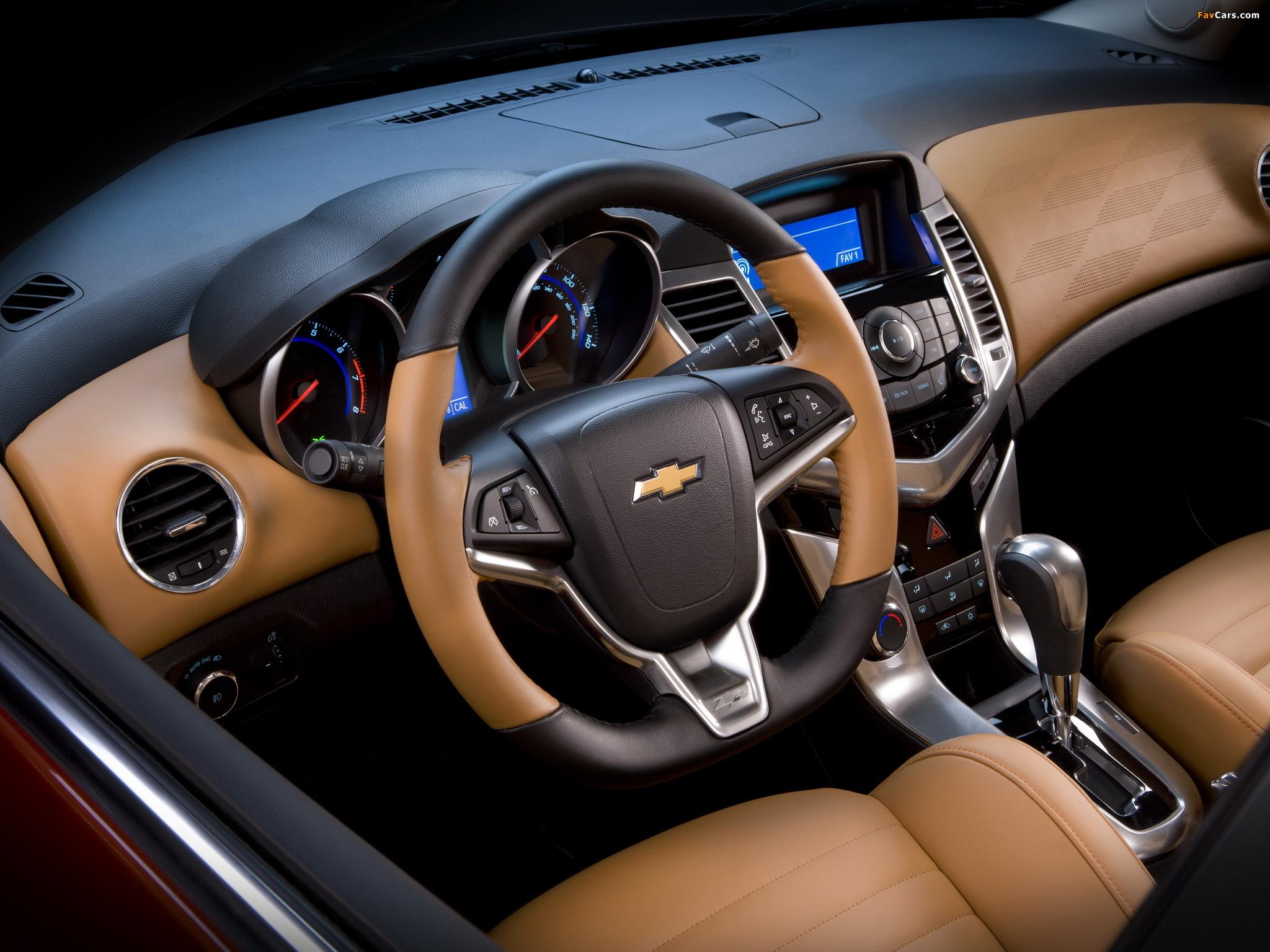 Pictures of Chevrolet Cruze Z-Spec Concept (J300) 2010 (2048 x 1536)