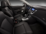 Pictures of Chevrolet Cruze RS (J300) 2010