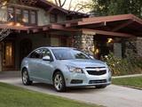 Pictures of Chevrolet Cruze US-spec (J300) 2010