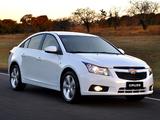 Pictures of Chevrolet Cruze BR-spec (J300) 2011
