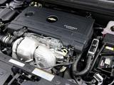 Pictures of Chevrolet Cruze Hatchback UK-spec (J300) 2011–12