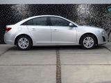 Pictures of Chevrolet Cruze ZA-spec (J300) 2012