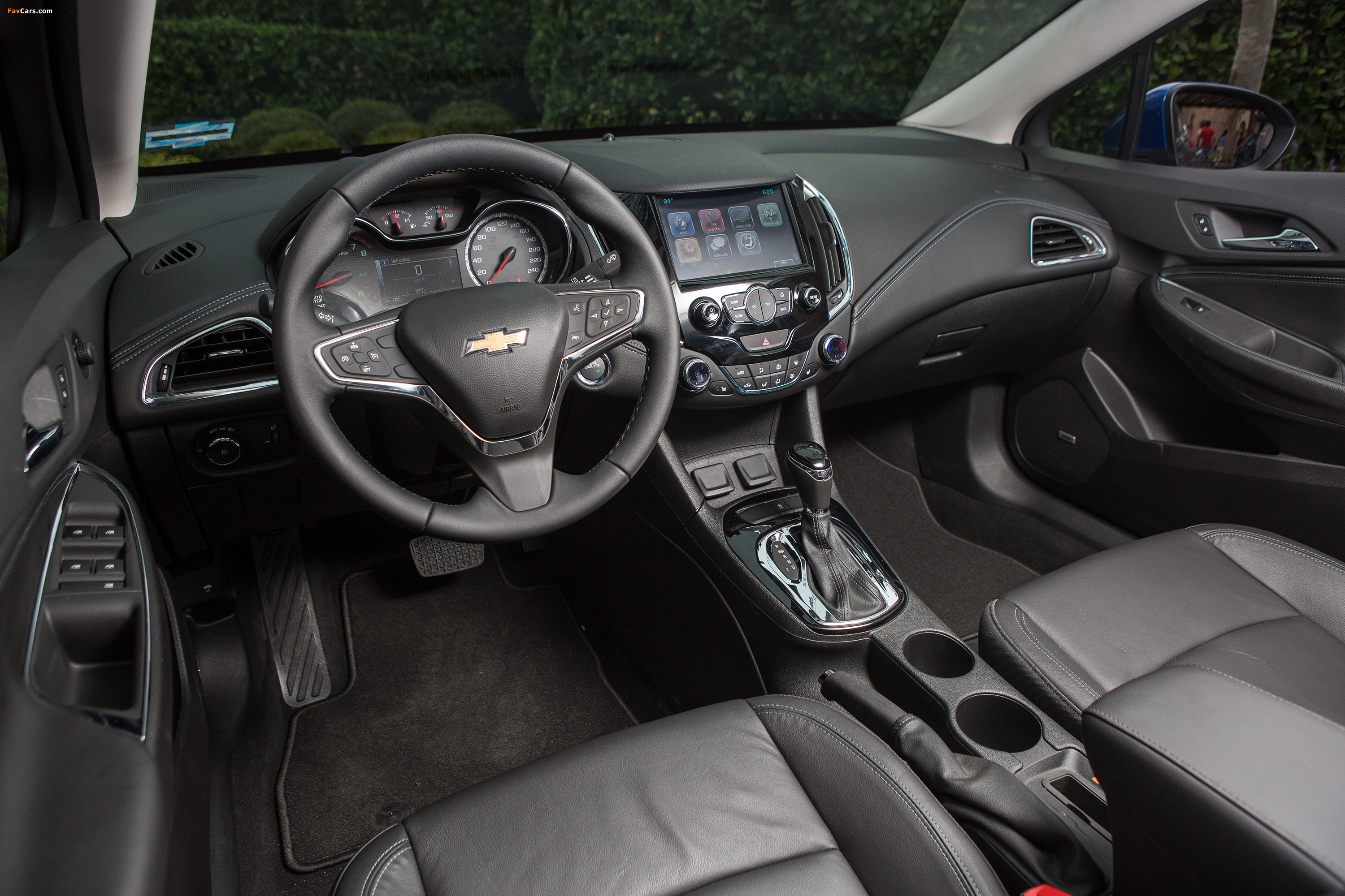 Pictures of Chevrolet Cruze Premier North America 2016 (3000 x 2000)