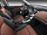 Chevrolet Cruze US-spec (J300) 2010 wallpapers
