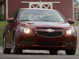 Chevrolet Cruze RS (J300) 2010 wallpapers