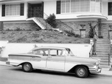 Pictures of Chevrolet Delray 4-door Sedan 1958