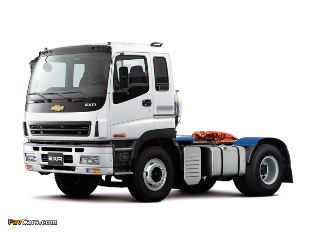 Pictures of Chevrolet EXR (640 x 480)