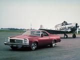 Chevrolet El Camino SS 1973–77 pictures