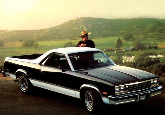Chevrolet El Camino Wallpapers