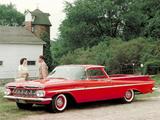 Chevrolet El Camino 1959 images