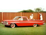Chevrolet El Camino 1959 pictures