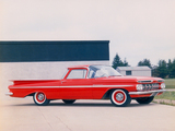 Pictures of Chevrolet El Camino 1959