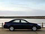 Chevrolet Epica UK-spec (V250) 2006–08 wallpapers
