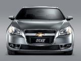 Chevrolet Epica CN-spec (V250) 2007–12 images