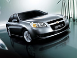 Chevrolet Epica CN-spec (V250) 2007–12 wallpapers