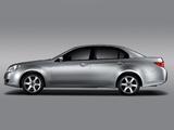 Images of Chevrolet Epica CN-spec (V250) 2007