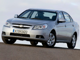 Pictures of Chevrolet Epica (V250) 2006–08