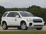 Chevrolet Equinox Fuel Cell U.S. Army Prototype 2006 images