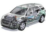GM HydroGen4 Concept 2008 images