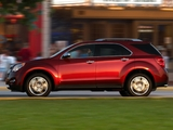 Chevrolet Equinox 2009 photos