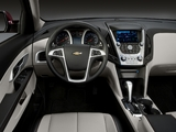 Chevrolet Equinox 2009 wallpapers