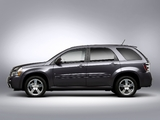 Images of Chevrolet Equinox Sport 2008–09