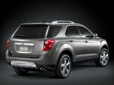 Photos of Chevrolet Equinox 2009