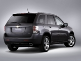 Pictures of Chevrolet Equinox Sport 2008–09