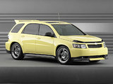 Chevrolet Equinox Xtreme Concept 2003 wallpapers