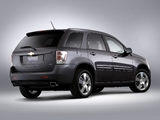 Chevrolet Equinox Sport 2008–09 wallpapers