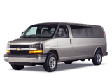 Chevrolet Express 2002 images