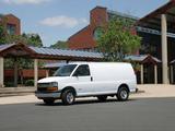 Chevrolet Express Cargo Van 2002 images