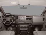 Chevrolet Express Cargo Van 2002 pictures