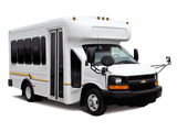 StarTrans MFSAB based on Chevrolet Express 2009 pictures