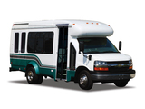 StarTrans Candidate based on Chevrolet Express 2009 pictures
