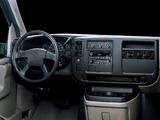 Photos of Chevrolet Express Cargo Van 2002