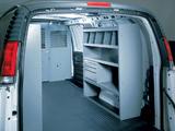 Pictures of Chevrolet Express Cargo Van 2002