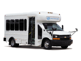 Pictures of StarTrans MFSAB based on Chevrolet Express 2009